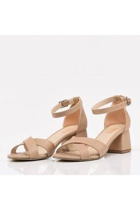Hotiç Vizon Yaya Kadın Sandalet & Terlik 2