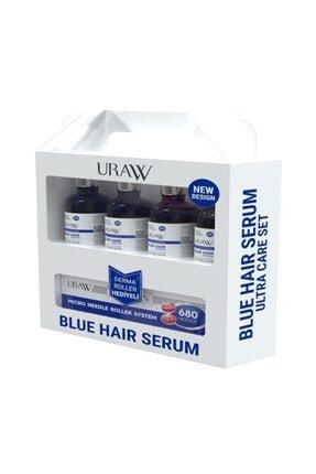 Uraw Mavi Serum 4+1 Paketi 3