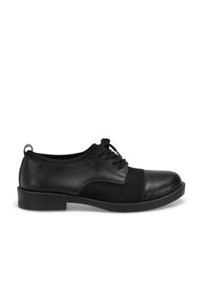 Missf Ds17037-19s Siyah Kadın Topuklu Ayakkabı 100352223 2