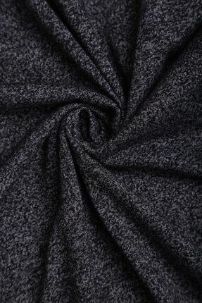 W Collection Siyah V Yaka T-shırt 2