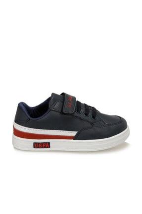 US Polo Assn JAMAL 9PR Lacivert Erkek Çocuk Sneaker Ayakkabı 100429397 1