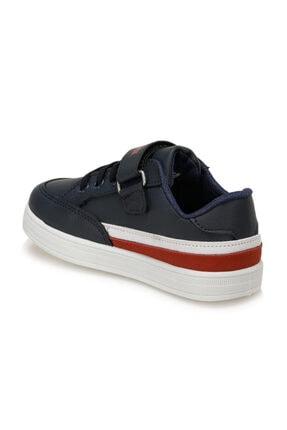 US Polo Assn JAMAL 9PR Lacivert Erkek Çocuk Sneaker Ayakkabı 100429397 2