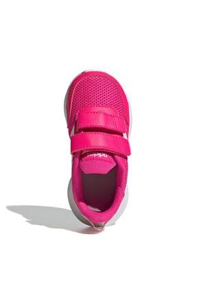 adidas TENSAUR RUN Fuşya Kız Çocuk Koşu Ayakkabısı 100532234 4