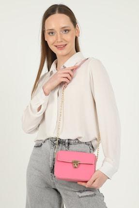 QOOL WOMEN Kadın Çanta Mini Baget 0