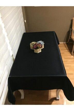 Finezza Siyah  Leke Tutmaz Masa Örtüsü 2