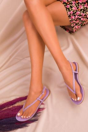 Soho Exclusive Lila Kadın Sandalet 15921 0