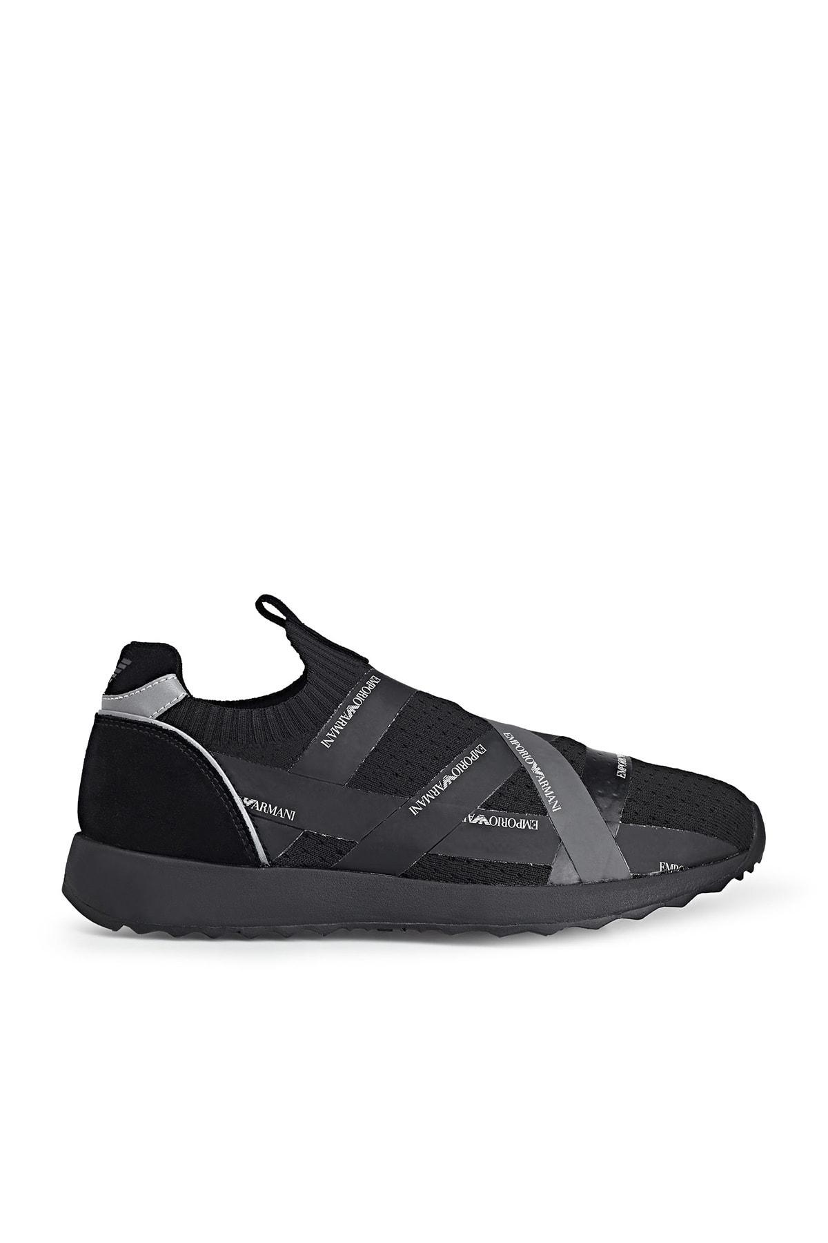 Erkek Siyah Ayakkabı S X4x253 Xl692 L057