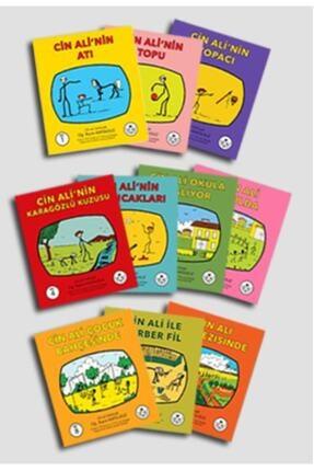 Cin Ali Yayınları Cin Ali Kitap Seti (10 Kitap Takım) 0
