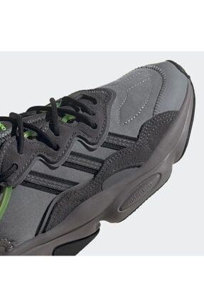 adidas Kadın Spor Ayakkabı Gri Ozweego Fx5186 3