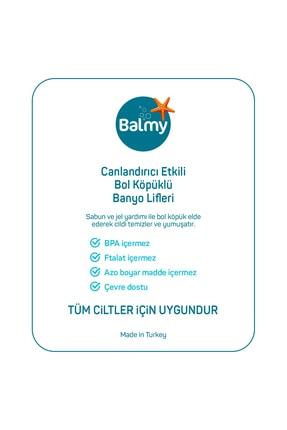 Balmy Naturel Ponpon Banyo Lifi 3'lü Large 1