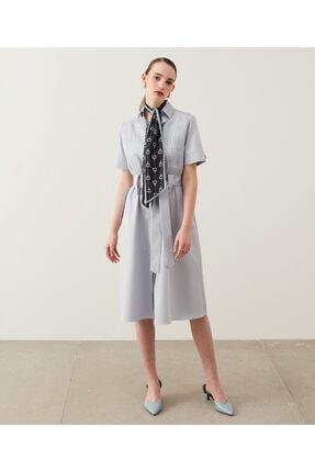 İpekyol Piliseli Gömlek Elbise 0