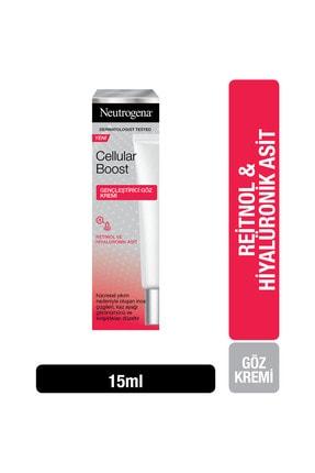 Neutrogena Cellular Boost Gençleştirici Göz Kremi 15ml 0