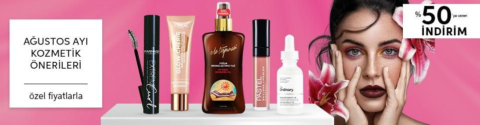 Ağustos Ayı Kozmetik Önerileri   Online Satış, Outlet, Store, İndirim, Online Alışveriş, Online Shop, Online Satış Mağazası