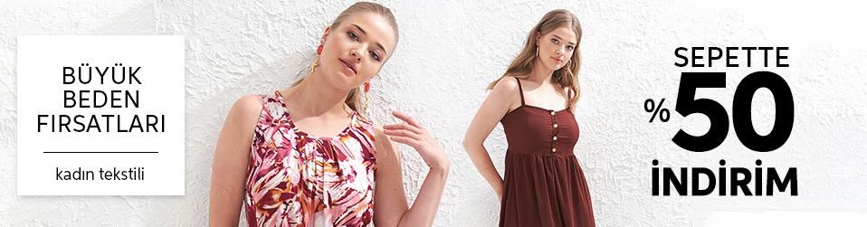 Büyük Beden Fırsatları - Kadın Tekstil   Online Satış, Outlet, Store, İndirim, Online Alışveriş, Online Shop, Online Satış Mağazası