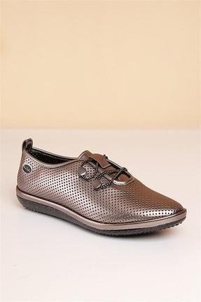 Pierre Cardin Kadın Günlük Ayakkabı-platin 1