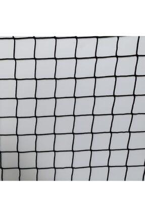 Nodes 100*100cm - Balkon Filesi Ağı - Kedi Filesi - Kuş Filesi - Çocuk Filesi - Siyah 0