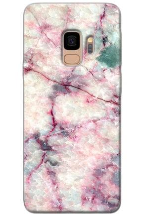 Noprin Samsung Galaxy S9 Kılıf Silikon Baskılı Desenli Arka Kapak 0