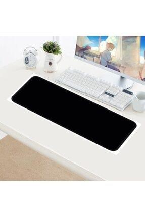 Appa Srf-888 Düz Siyah Oyuncu Mouse Pad 80x40 Cm Kaymaz Dikişli 1