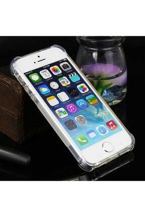 cupcase Iphone 5s Kanye Kılıf Antishock Darbe Korumalı Desenli Silikon Telefon Kabı 3