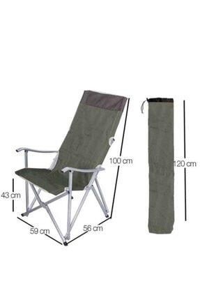 Funky Chairs Relax Alüminyum Kamp Sandalyesi 1