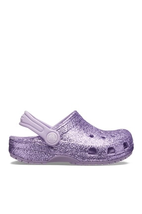 Crocs Mor Unisex Çocuk Sandalet 0