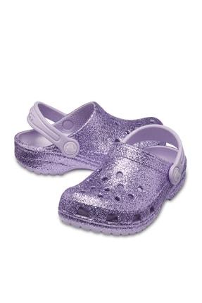 Crocs Mor Unisex Çocuk Sandalet 1