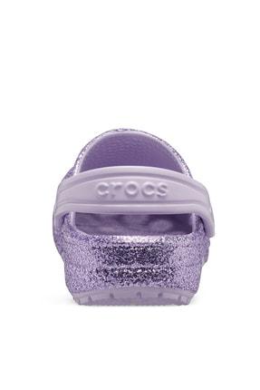 Crocs Mor Unisex Çocuk Sandalet 2