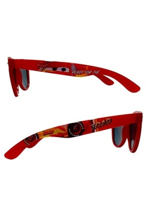 Cars Çocuk Organik Camlı Uv400 Güneş Gözlüğü 3