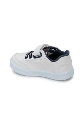 US Polo Assn U.s. Polo Assn. Çocuk Spor Ayakkabı Cameron 21-25 Beyaz/White 40W040CAMERON 2