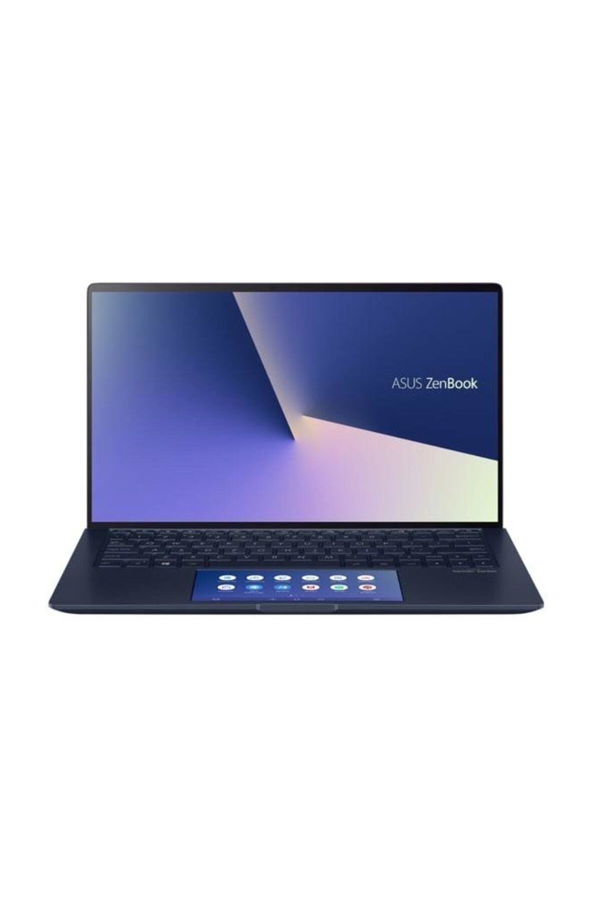 Zenbook UX334FLC-A4107T Intel Core i7 10510U 16GB 512GB SSD MX230 Windows 10 Home 13.3