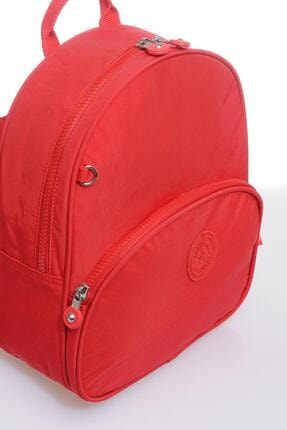 Smart Bags Kadın Kırmızı Sırt Çantası Smb3061-0019 3