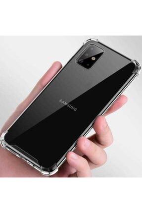 Mobilteam Samsung Galaxy S20 Anti-shock Şeffaf Kapak 1