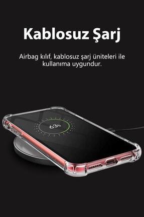 Mobilteam Samsung Galaxy S20 Anti-shock Şeffaf Kapak 4