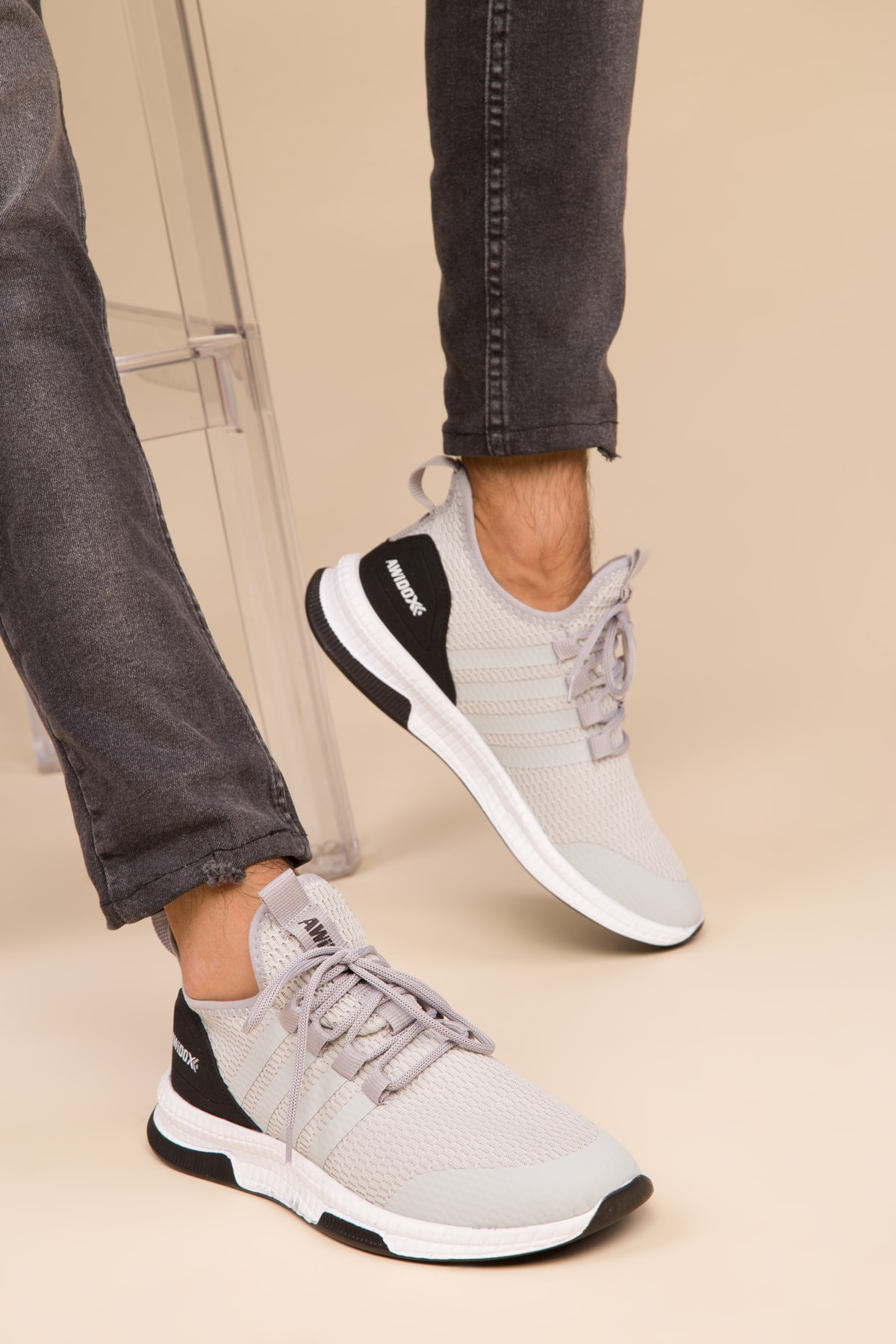 Buz Erkek Sneaker 3033