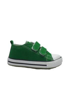 Minican Erkek Çocuk Yeşil Işıklı Spor Ayakkabı 0