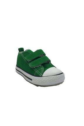 Minican Erkek Çocuk Yeşil Işıklı Spor Ayakkabı 1