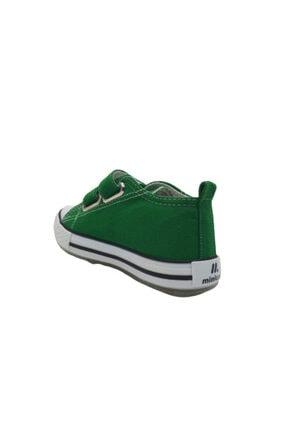 Minican Erkek Çocuk Yeşil Işıklı Spor Ayakkabı 2