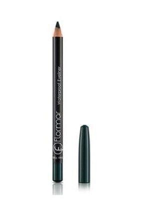 Flormar Suya Dayanaklı Göz Kalemi - Yeşil Waterproof 0