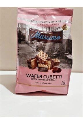 Massimo Wafer Cubbetti Espresso 2 Paket 0