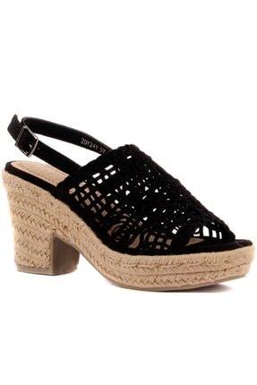 Guja Tokalı Kadın Topuklu Ayakkabı 0