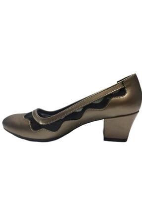 PUNTO 386009 Kadın Abiye Ayakkabı 1