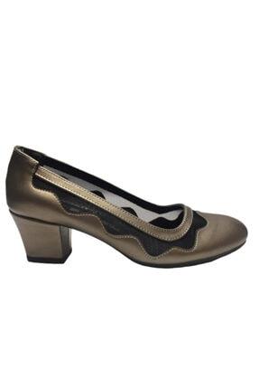PUNTO 386009 Kadın Abiye Ayakkabı 2