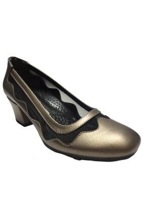 PUNTO 386009 Kadın Abiye Ayakkabı 3