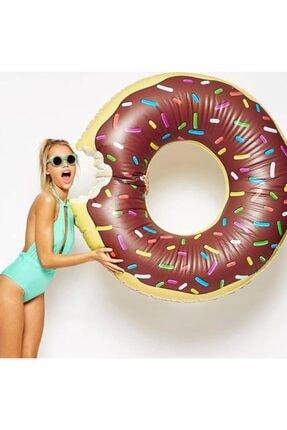 aydpromosyon Donut Deniz Yatağı 90 Cm Çapında Havuz Yatağı Simit 2