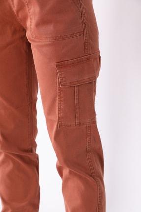 PodiumStar Kadın Bakır Kargo Pantolon 3