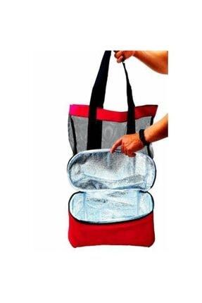 Emroto Bmw 325xi Kırmızı 40 Litre Soğuk Sıcak Tutucu Çanta 1