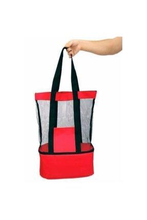 Emroto Bmw 325xi Kırmızı 40 Litre Soğuk Sıcak Tutucu Çanta 2