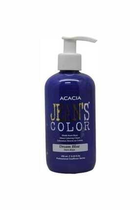 Acacia Saç Boyası - Jean's Color Saç Boyası Mavi Rüya 250 Ml 8680114782850 0