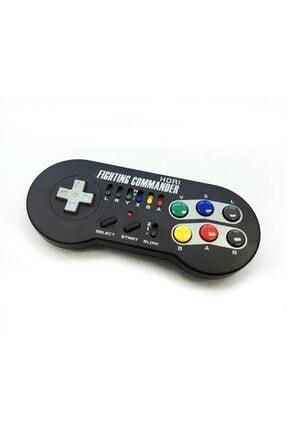 Hori Nintendo Snes Nes Wii U Kablosuz Oyun Kolu Fighting Commander Classic    Trendyol