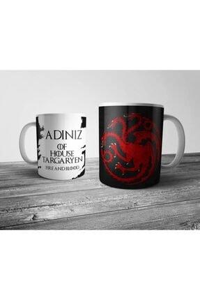 Pixxa Game Of Thrones ve House Targaryen Kupa Bardak 0